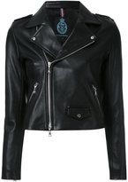 GUILD PRIME zip up biker jacket