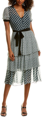 Diane von Furstenberg Naomi Midi Dress