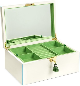 Jonathan Adler Large Lacquer Jewelry Box