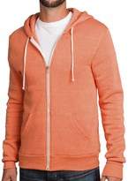 Specially made Zip-Front Solid Hoodie (For Men and Women)
