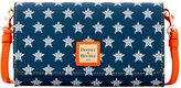 Dooney & Bourke MLB Astros Daphne Crossbody Wallet