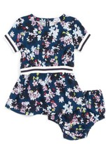 Splendid Infant Girl's Floral Print Dress