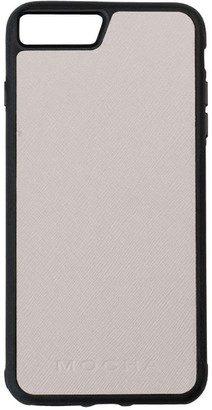 Mocha Jane Leather Hard Case For iPhone 8 Plus / 7 Plus -