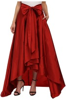 Adrianna Papell High-Low Ball Skirt