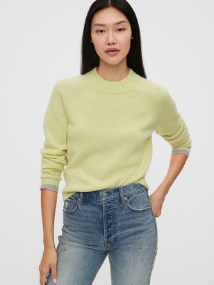 Gap Cashmere Crewneck Sweater