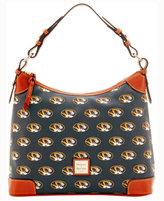 Dooney & Bourke Missouri Tigers Hobo Bag