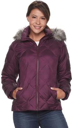 Columbia Women's Icy Heights II Hooded Down Jacket