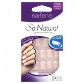 Nailene So Natural Everyday Peach French 1 Kit