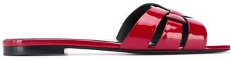 Saint Laurent Tribute flat sandals