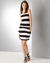 Striped Racerback Dress