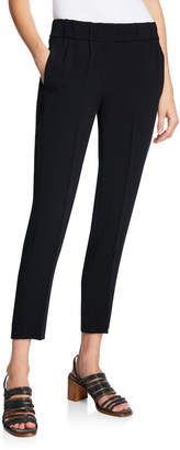 Brunello Cucinelli Silk Classic Pants