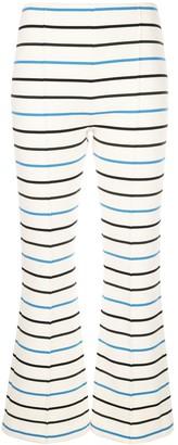 Sonia Rykiel striped trousers