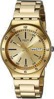 Swatch Men's YGG706G Stainless Steel Tone Dial Watch