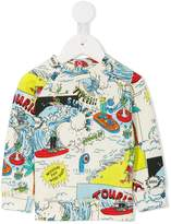Stella McCartney Josh print T-shirt
