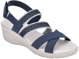 Easy Spirit Priya Strappy Wedge Sandal