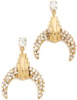 Elizabeth Cole Rosa Earrings