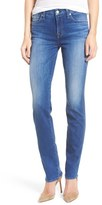 7 For All Mankind Kimmie Straight Leg Jeans (New Castle Broken Twill)