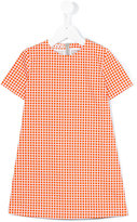 Marni checked dress - kids - Cotton - 8 yrs