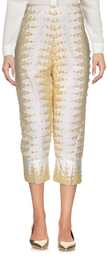 Rose' A Pois 3/4-length shorts - Item 36950701ET