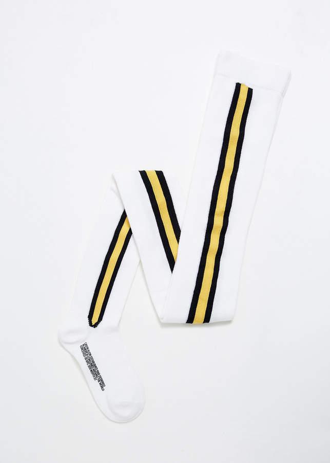 Calvin Klein Striped Tights