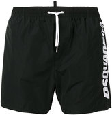 DSQUARED2 side logo swim trunks - men - Polyester - 50