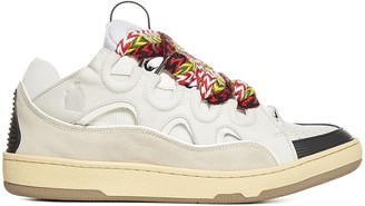 Lanvin Curb Low-Top Sneakers