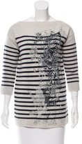 Jean Paul Gaultier Pattern Wool Sweater
