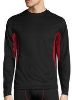 ST. JOHN'S BAY St. John's Bay Pro Mesh Thermal Shirt
