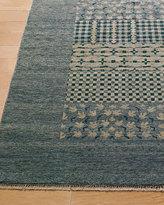 Ocean Blue Tabriz Rugs