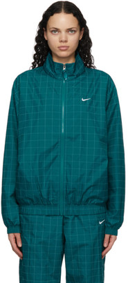 Nike Blue NRG Flash Track Jacket