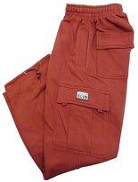 Club Pro Pro Club Fleece Cargo Sweatpants 13.0oz 60/40 2XL