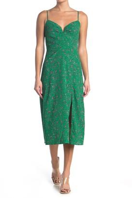 re:named apparel Liv Wire Midi Dress