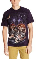 The Mountain Wolf Sky T-Shirt