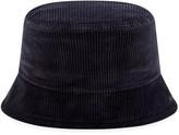 New Era Cotton Corduroy Reversible Bucket Hat