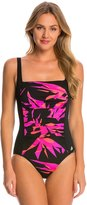 adidas Women's Princess Seam One Piece Swimsuit 8150226