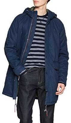 Tommy Jeans Men's Washed Parka Coat,Medium