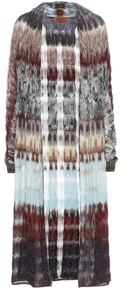 Missoni Long knit cardigan