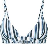 Onia Danni bikini top - women - Nylon/Polyester/Spandex/Elastane - XS