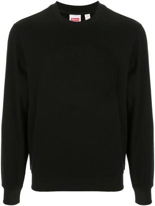 Lacoste Supreme x supreme sweatshirt