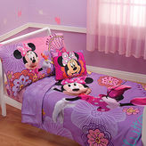 JCPenney Disney Minnie Mouse 4-pc. Toddler Bedding