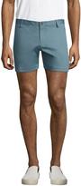 Parke & Ronen Men's Cotton Solid Holler Shorts