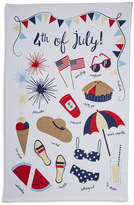 Sur La Table Fourth of July Kitchen Towel