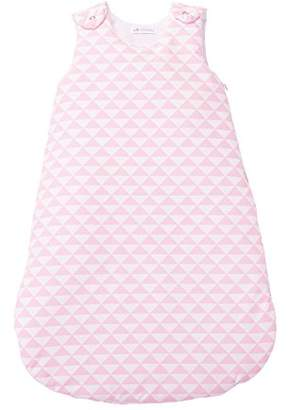 Camilla And Marc cocoeko Triangle Pink 0-6 Months Sleeping Bag (70 cm)