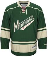 Reebok Men's Minnesota Wild Jersey