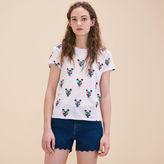 Maje Parrot print T-shirt