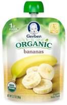 Gerber Organic 1st Foods 3.17 oz. Bananas Pouch