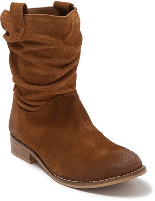 Rebels Trina Suede Slouchy Boot