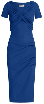 Chiara Boni Wenny Bis Ruffle Dress