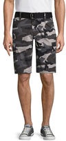 Ecko Unlimited Unltd Canvas Cargo Shorts