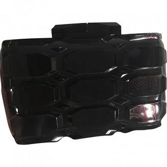 Gucci Black Plastic Clutch bags